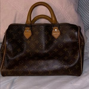 Vintage Authentic Louis Vuitton with TAG 1st made!